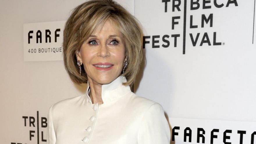 Gucci ficha a Jane Fonda para una colección de moda sostenible