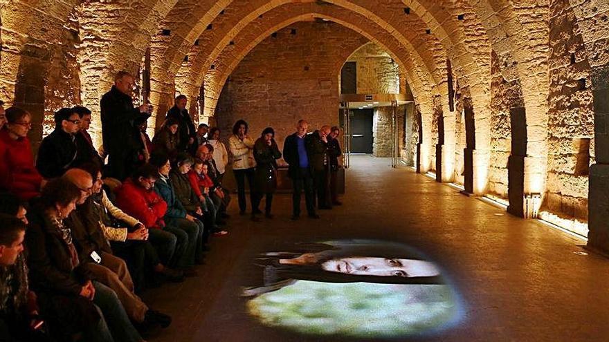 Món Sant Benet reobre les experiències als visitants