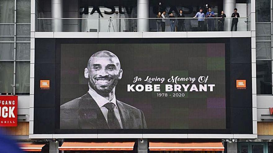 El informe final sobre el accidente en el que murió Kobe Bryant