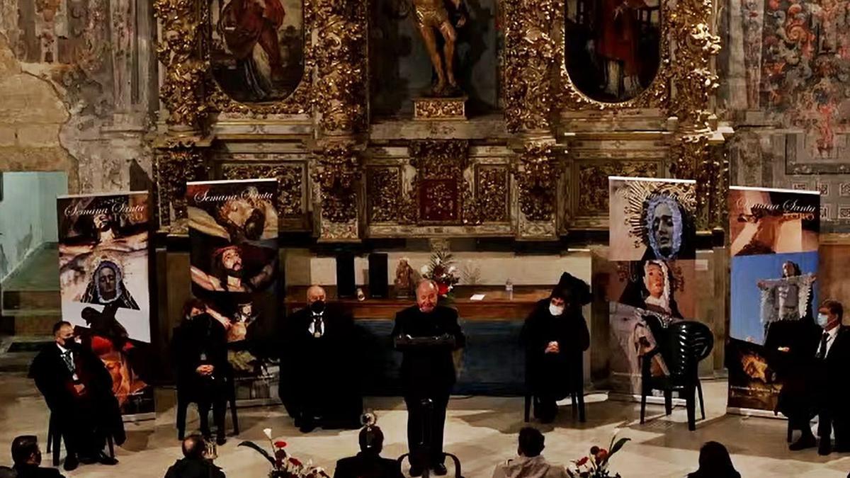 Pregón inaugural de la Semana Santa de Toro.