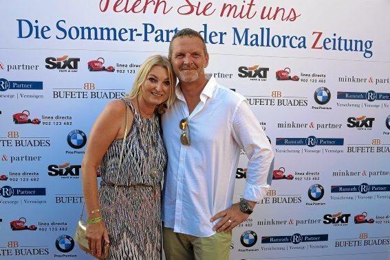 Holger und Kirsten Tönges