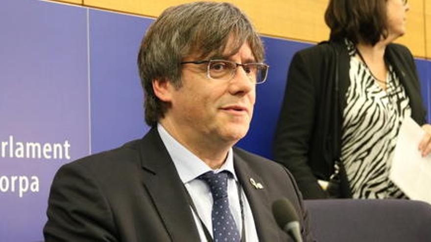 """França reitera que Puigdemont té """"immunitat"""" de cara a l'acte previst a Perpinyà"""