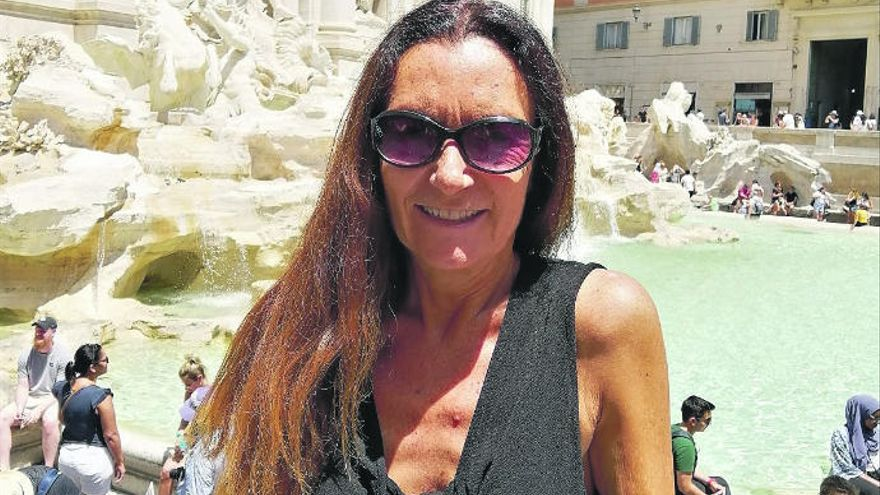 "Miriam Durango : ""Me inspiro en los grafitis de  las feministas latinoamericanas"""