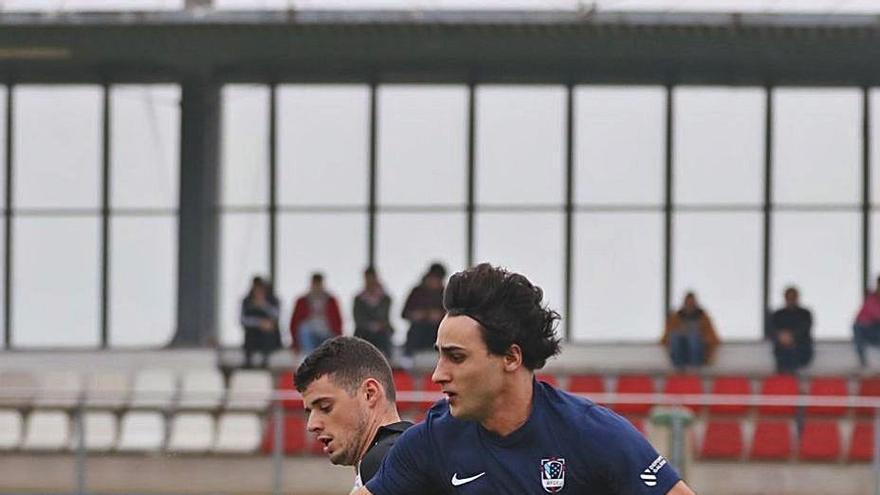 Íker Hurtado se va al Ourense CF