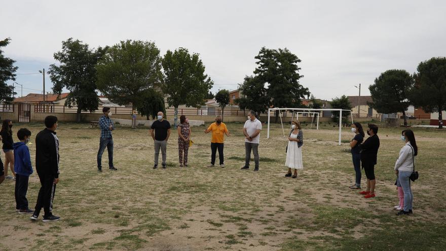 Villaralbo, primer pueblo con un programa de refuerzo educativo para el verano