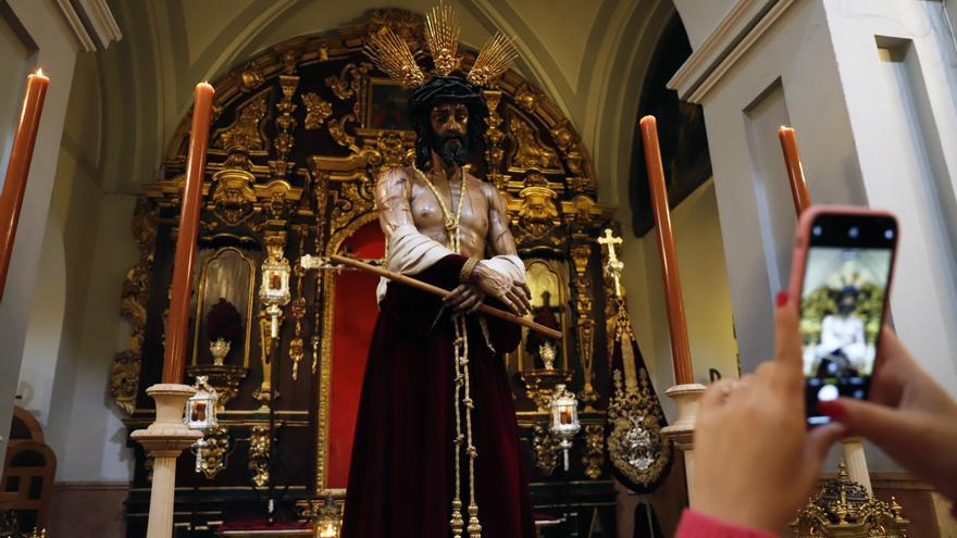 Un largo Domingo de Ramos de puertas para adentro