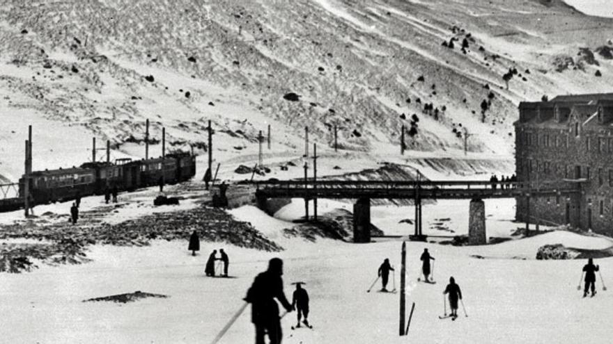 El Cremallera de Núria celebra 90 anys