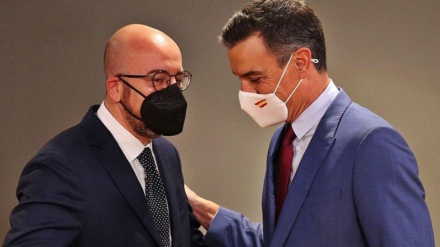 Sánchez choca con la lentitud de la UE para gestionar la carestía de la electricidad