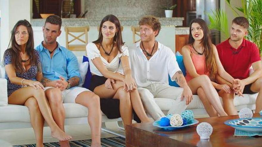 Telecinco busca repetir el éxito de 'La isla de las tentaciones'
