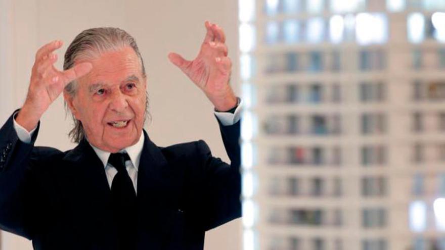 """Ricardo Bofill: """"Calatrava es un buen arquitecto aunque se le caigan cosas"""""""