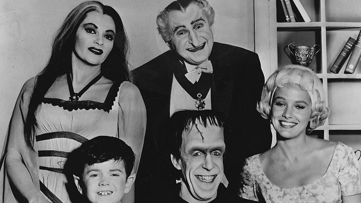 Una imagen de la serie original de 'La familia Monster'.
