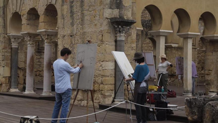El artista malagueño Cristóbal León gana el primer Premio de Pintura Medina Azahara
