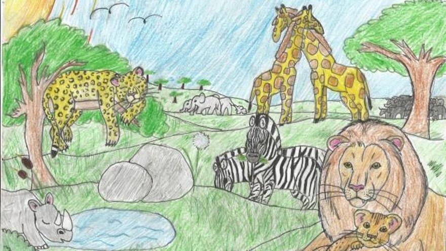 Ultimo Dia Para Participar En El Concurso De Dibujo Infantil Levante Emv
