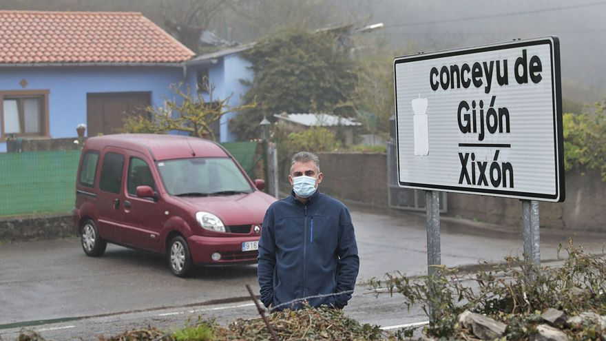 El perjuicio varía según la frontera de Gijón