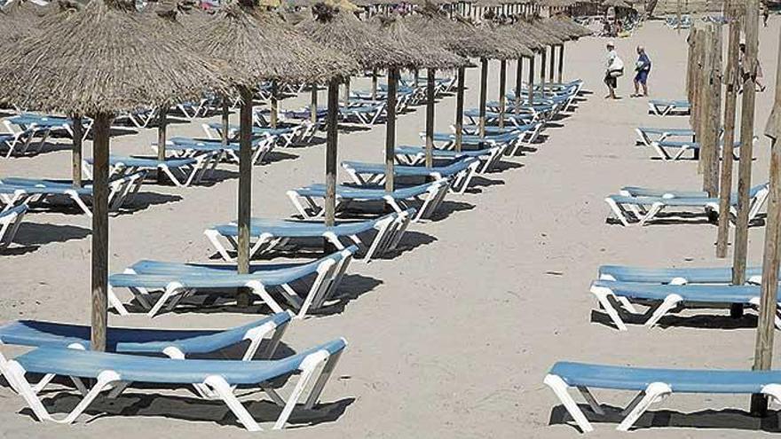 El Govern da por concluida la campaña turística de 'sol y playa' de este año