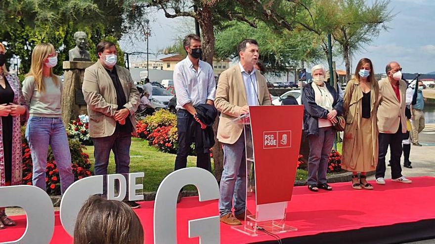 """Los socialistas llevarán """"la bandera"""" para """"construir un nuevo Estatuto"""""""