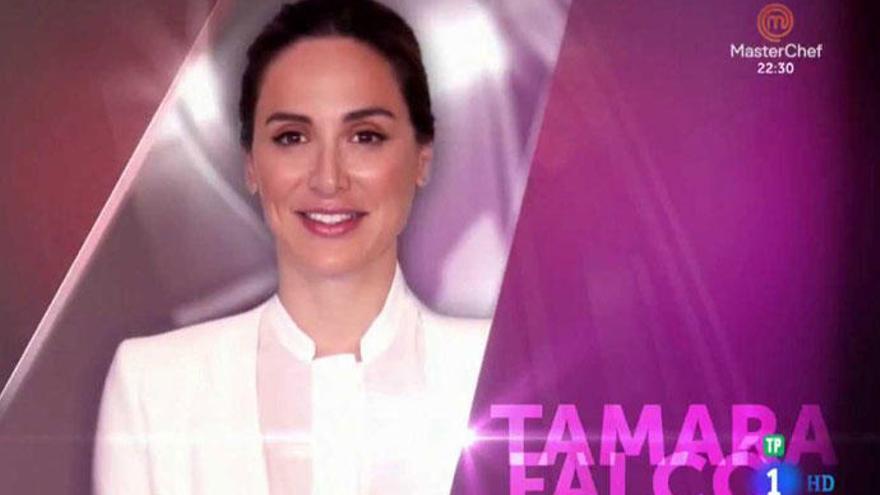 'Masterchef Celebrity 4': Tamara Falcó, primera concursante confirmada