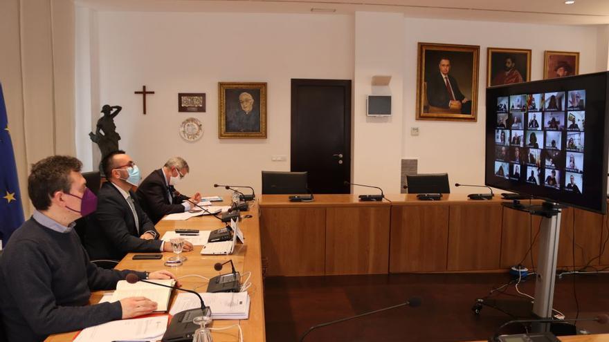 Sigue en directo el pleno ordinario del Ayuntamiento de Vila-real