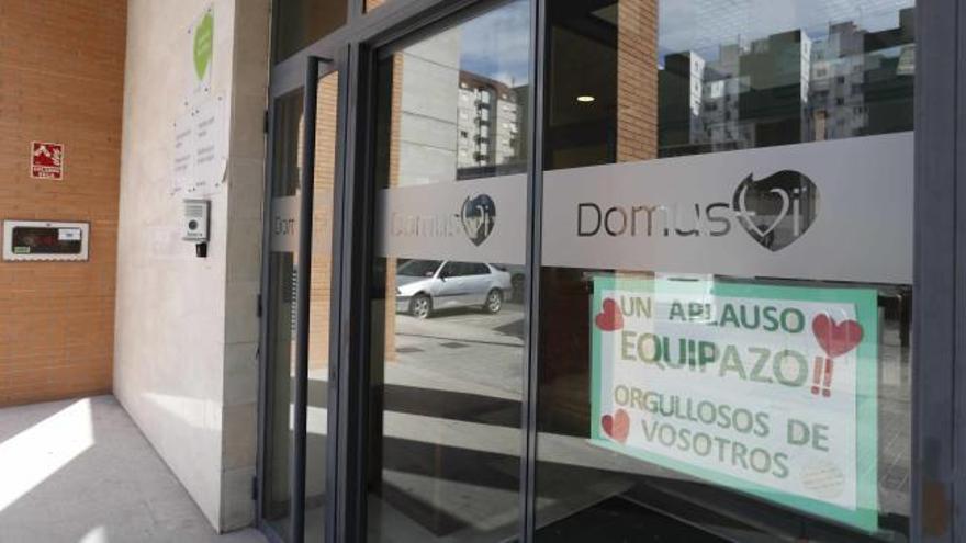 La Fiscalía ve delito en el trato a residentes de una residencia de Valencia