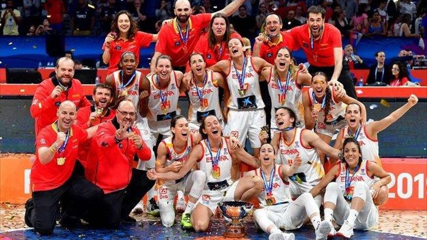 La FIBA cambia a Belgrado el preolímpico que España iba a jugar en China