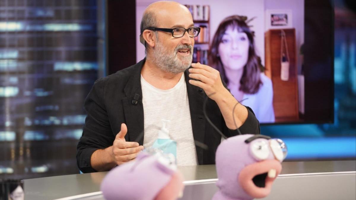 Javier Cámara en 'El Hormiguero'.