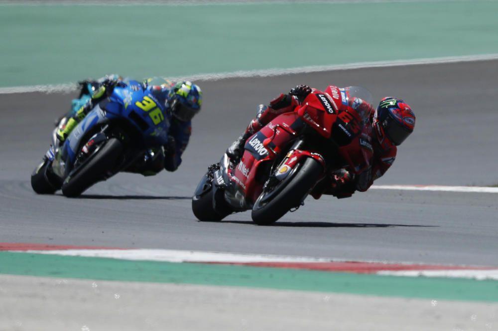 MotoGP: Quartararo gana el GP de Portugal