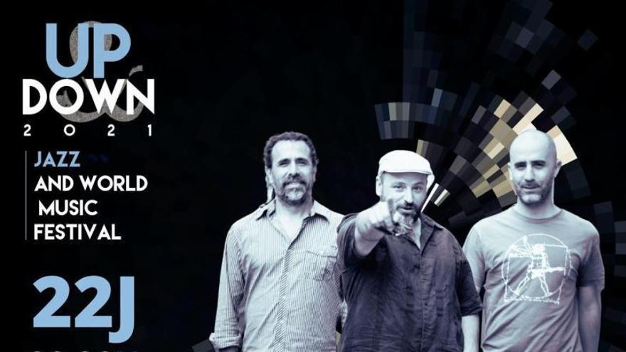 Up&Down llena de músicas del mundo el Castillo de San Felipe