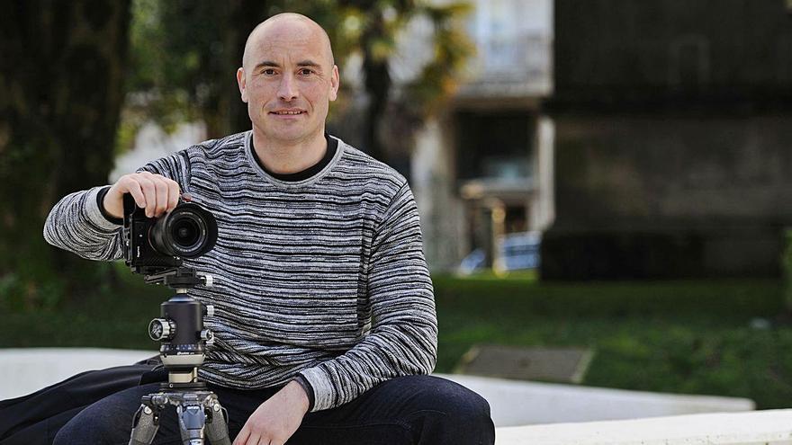 """""""En algunos sitios llevar una cámara en la mano es como si llevases una metralleta"""""""