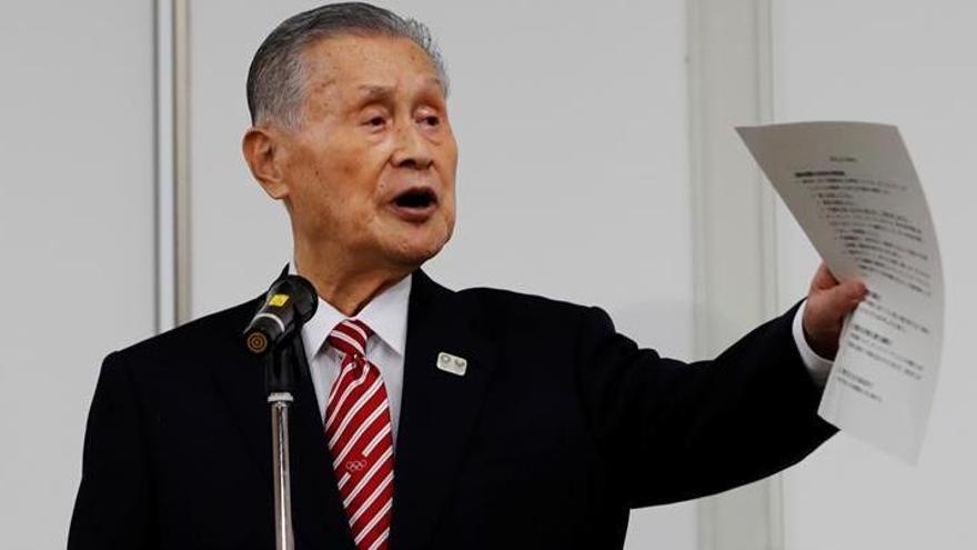 El presidente de los Juegos Olímpicos de Tokio dimitirá por su polémica sexista, según medios nipones
