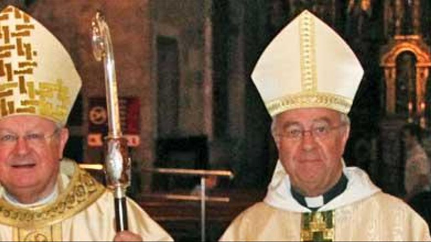 El obispo menorquín Taltavull sucede a Salinas, defenestrado por su conducta