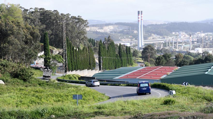 La Diputación cederá al Concello tres carreteras de la zona rural de A Coruña