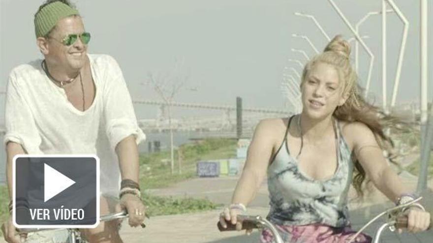 Admitida una demanda por plagio contra Carlos Vives y Shakira por La Bicicleta