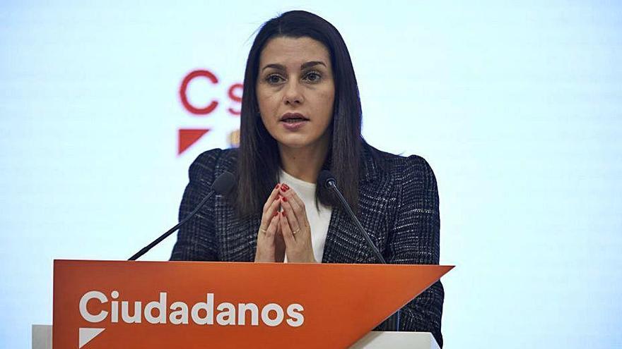 Cs dona per desactivada   la moció a Castella i Lleó