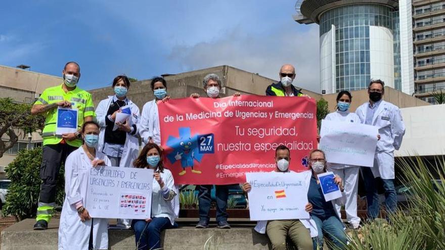 La especialidad de Urgencias mejoraría la atención anual a 2 millones de canarios