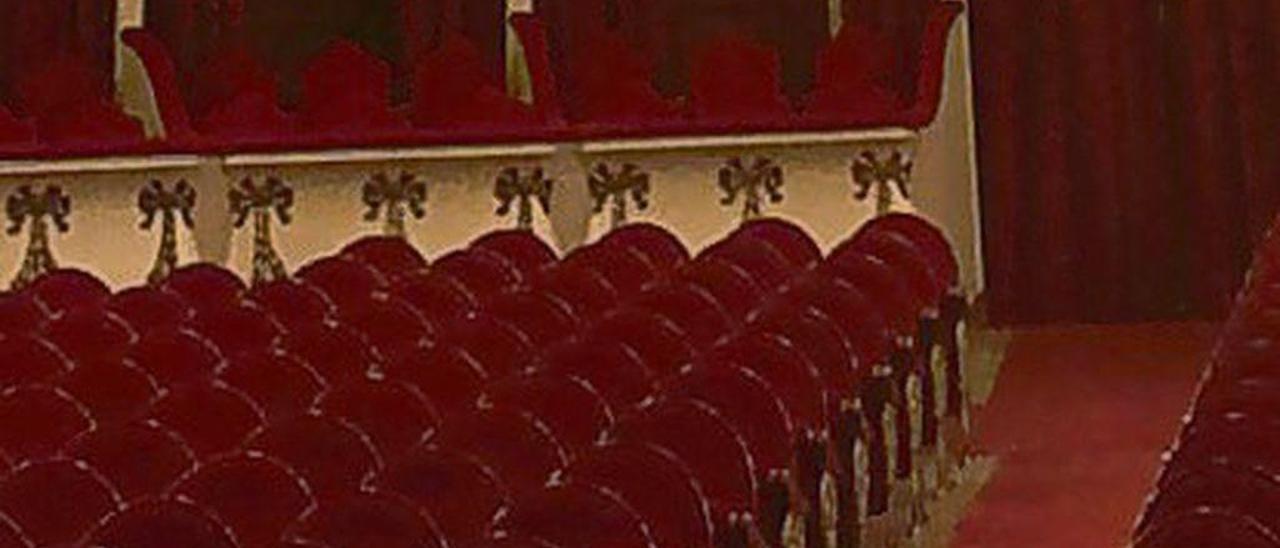 La ópera, en el teatro