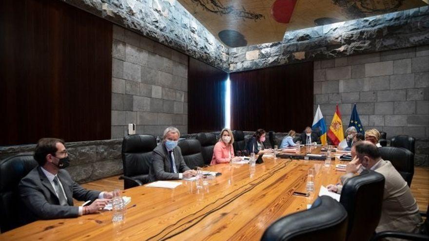 El Gobierno canario ha pagado ocho millones en ayudas directas a 1.000 solicitantes