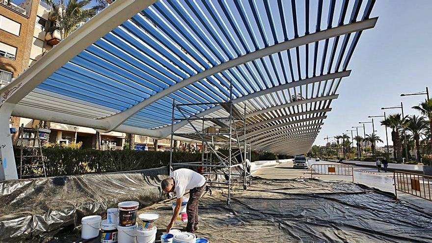 Torrevieja destina otros 67.000 euros a la remodelación del Paseo Vista Alegre