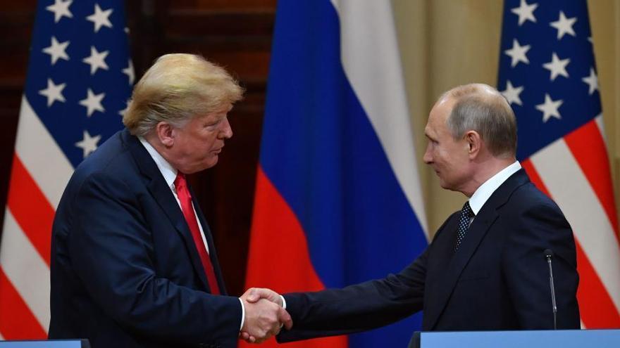 EEUU y Rusia inician una nueva ronda para salvar el pacto de armas atómicas