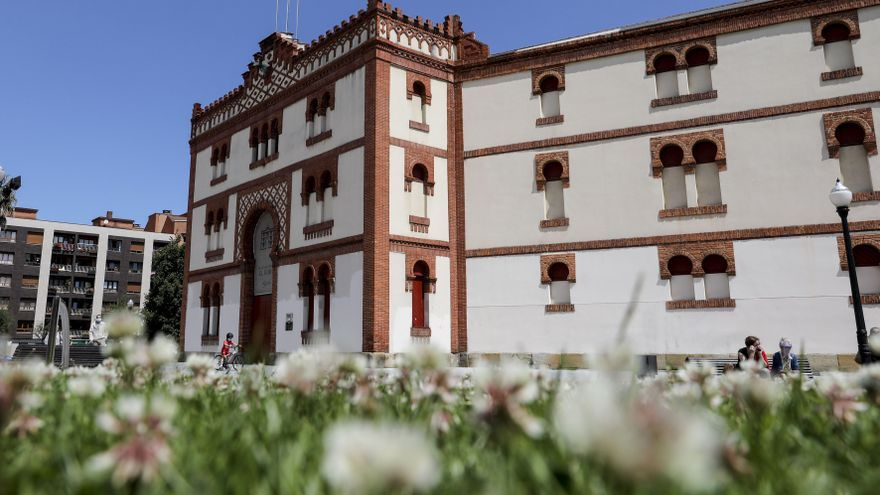 Divertia abre el plazo para solicitar la cesión de la plaza de toros de El Bibio para actividades