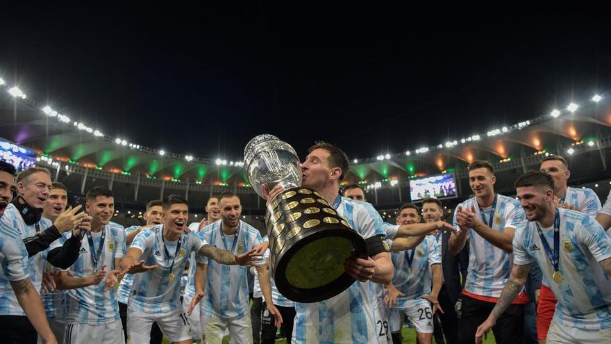 Argentina gana la Copa América y Messi termina con su maleficio
