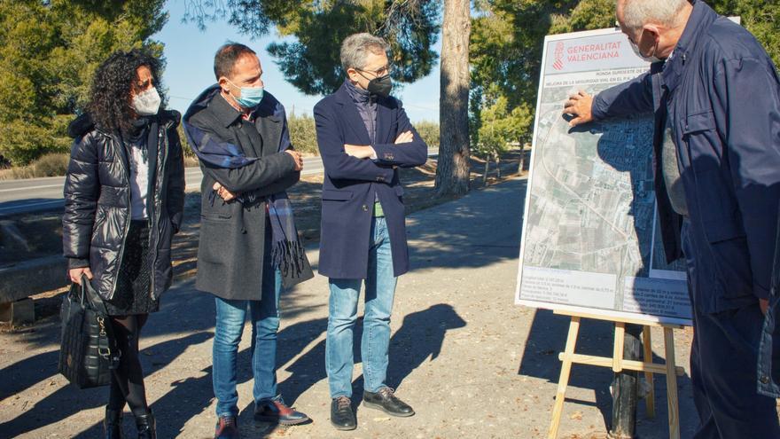 La Ronda Suroeste de Pinoso comenzará en primavera y evitará que más 200 camiones crucen a diario el municipio