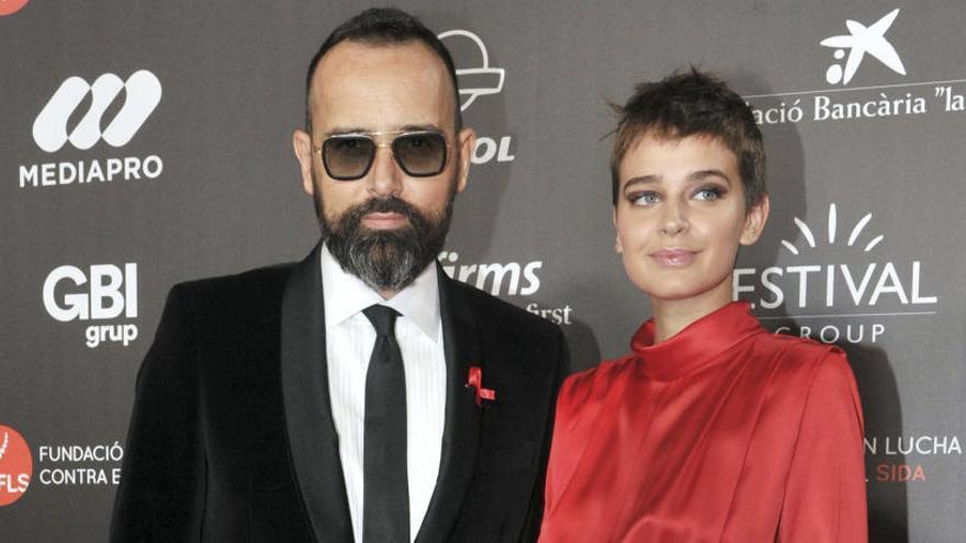 Laura Escanes i Risto Mejide confirmen que esperen un fill