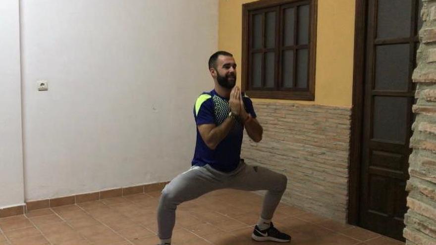 Más de 30.000 reproducciones de las clases online de gimnasia en El Campello