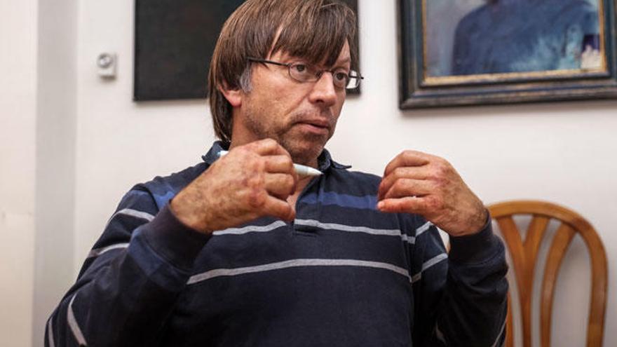 "La odisea de Xisco Gràcia llega a Argentina: ""Cada instante es un regalo"""