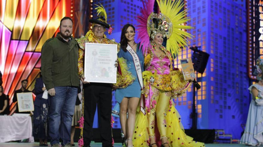 Caña Dulce revalida el primer premio de interpretación