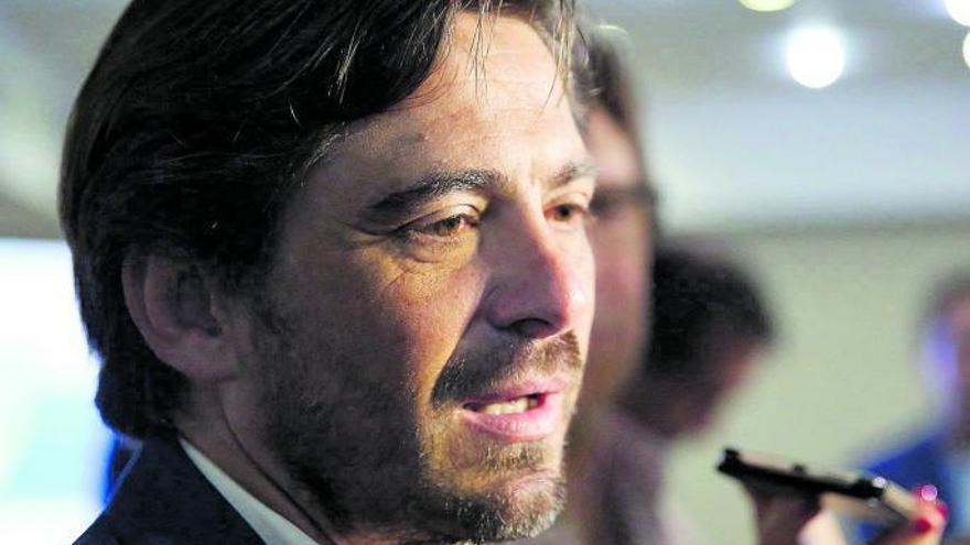 La Audiencia ratifica la condena de dos años a Jorge Marichal por fraude fiscal