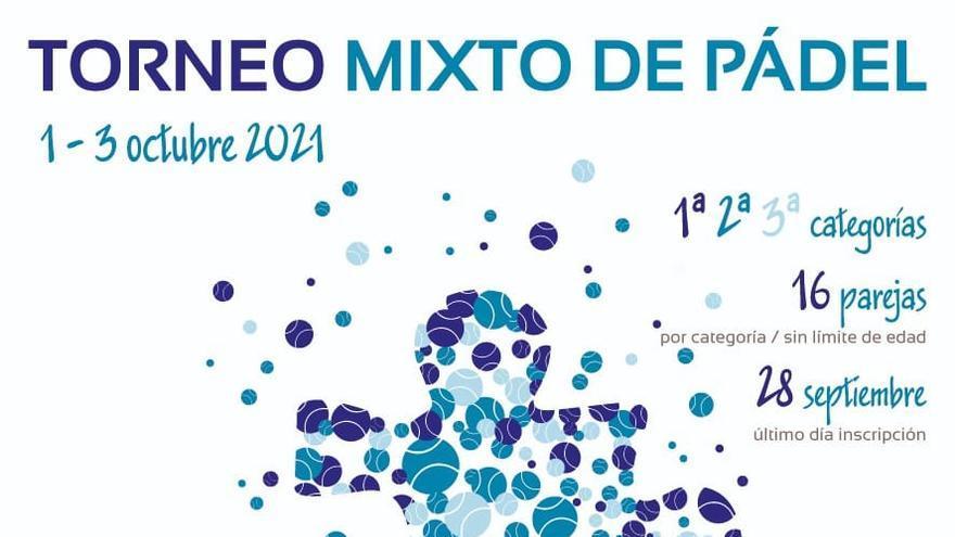 Pádel en Zamora en favor de las personas con autismo