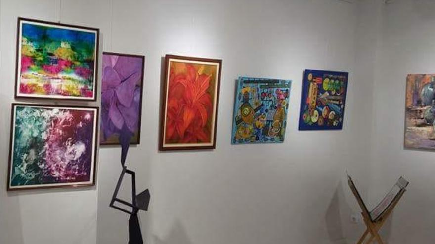 Muestra de Tacande Art