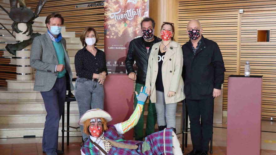 Zalakadula celebra sus 25 años de trayectoria con 'Tuentifaif'