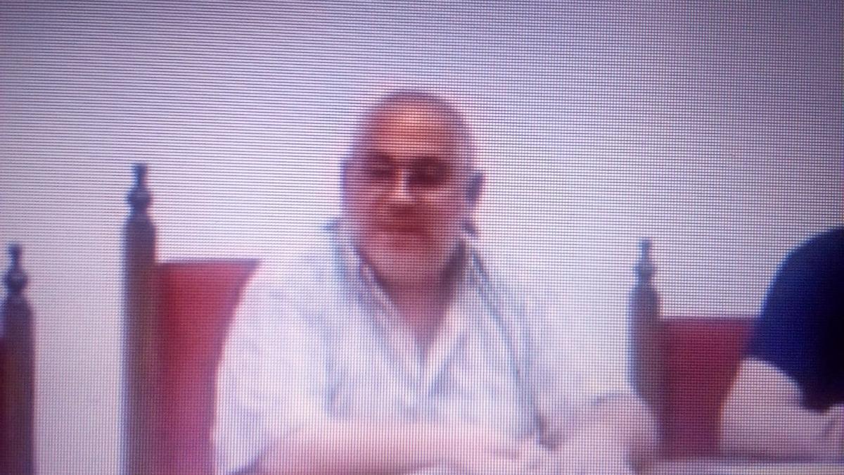 Alcalde de Casas del Monte.
